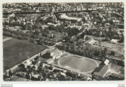 AK  Zweibrücken Luftaufnahme Mit Sportplatz 196x - Zweibruecken
