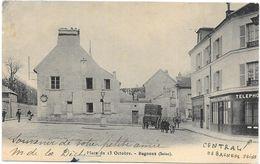 BAGNEUX : PLACE DU 13 OCTOBRE - Bagneux