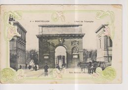 CPA-34-Hérault- MONTPELLIER- L'Arc De Triomphe- - Montpellier