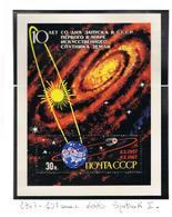 URSS - SG MS3425  -  1967  SPUTNIK I 10^ ANNIVERSARY (BF)    -  MINT**  - RIF. CP - Blocchi & Fogli