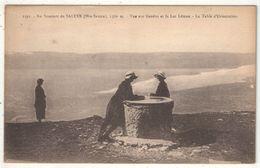 74 - Au Sommet Du SALEVE - Vue Sur Genève Et Le Lac Léman - La Table D'Orientation - LF 1391 - France