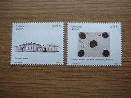 Europa. Old Postal Routs # Lithuania Lietuva Litauen Lituanie Litouwen # 2020 MNH # - Lituanie