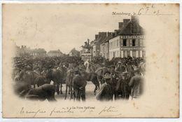 50   MONTEBOURG   La Foire Ste FLOTEL - France