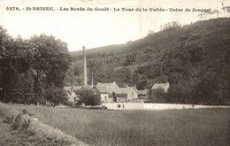 22 CPA Les Bords Du GOUET USINE De JOUGUET - Other Municipalities