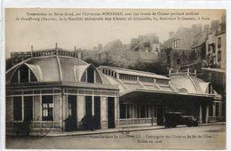 50  GRANVILLE      Nouvelle Gare   Compagnie Des Chemins De Fer De L'état édifiée En 1916 - Granville