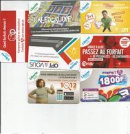 PROMOTION   Recharges Liberte1000 Et 3000   (bure) - Nouvelle-Calédonie