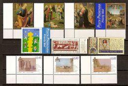 (Fb).Vaticano.1999/2004.Lotto Di 3 Serie E Una Spezzatura,nuovi,integri (132-20) - Vaticano