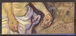 """(Fb).Vaticano.2003.Libretto """"Grandi Maestri Della Pittura""""(182-18) - Markenheftchen"""
