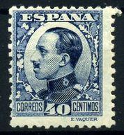 España Nº 497. Año 1930/1 - 1889-1931 Royaume: Alphonse XIII