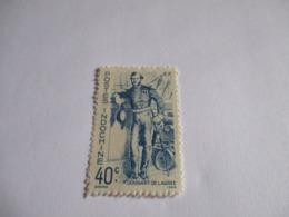Indochine Française.Timbre 40 Cents Louis Doudart De Lagrée 1943.Y & T N°272.Neuf. - France
