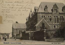 Le Roeulx //  Couvent St. Joseph 1903 Tape Rest! - Le Roeulx