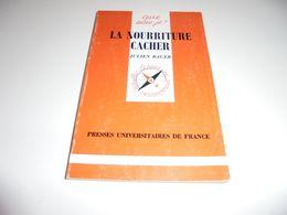 QUE SAIS JE? 3098/ LA NOURRITURE CACHER/ BE - Libros, Revistas, Cómics