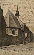 Le Roeulx //  Couvent St. Joseph Et Hospice 1903 Tape Rest! - Le Roeulx