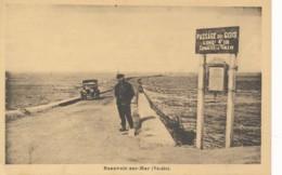 Beauvoir Sur Mer - 1932 - Passage Du Gois - Voiture - Beauvoir Sur Mer