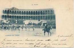 Corrida De Toros - El Paseo, La Marche - Expédie En 1901 - 122 Hauser Y Menet - Madrid - Madrid