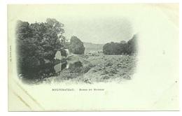 88 - NEUFCHATEAU / BORDS DU MOUZON - CARTE PRECURSEUR - Neufchateau