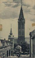 Lessines // Eglise Saint Pierre (Vue Diff.) 1909 Tape Rest! - Lessines