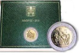 Vatikaanstad 2018    2 Euro Commemo In BU     CULTUREEL PATRIMONIUM !! - Vatican