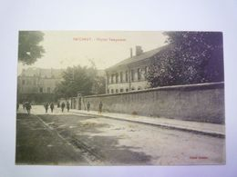 2020 - 5901  BACCARAT  (Meurthe-et-Moselle)  :  HÔPITAL TEMPORAIRE   1918  XXX - Baccarat