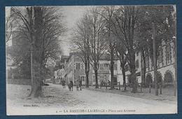 LA BASTIDE CLAIRENCE - Place Aux Arceaux ( Pli Angle Sup Gauche ) - Frankreich
