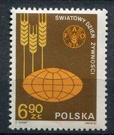 ** Pologne N° 2592   Contre La Faim - Against Starve