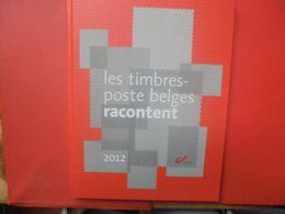 2012 TIMBRES+LE LIVRE DE L'ANNEE COMPLET (700 Grammes) - Belgium