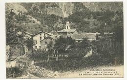 06 - LE VALDEBLORE / LA BOLLINE - STATION ESTIVALE - Autres Communes