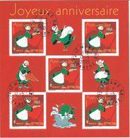 83. Anniversaire Bécassine 2005 - Oblitérés