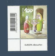 Suisse Switzerland Europa 2012 ** Visit Switzerland Cdf - Europa-CEPT