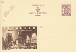 Publibel 950 – Tongeren, La Ville La Plus Ancienne De La Belgique (période Romaine – Statue Ambiorix Et église - Entiers Postaux