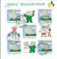 100. Anniversaire Babar 2006 - Oblitérés
