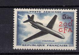 REUNION  Timbre Neuf ** De 1961  ( Ref 1725 A ) Transports - Avion - Reunion Island (1852-1975)