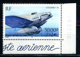 FRANCE PA N° 64a  COUZINET 70 NEUF ** - 1960-.... Mint/hinged