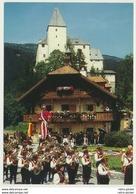 AK  Mauterndorf Lungau Trachtenkapelle - Mauterndorf