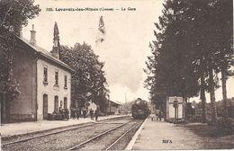 CPA Lavaveix-les-Mines La Gare - Autres Communes