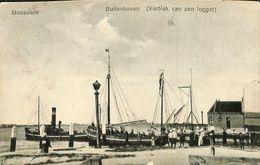 028 444 - CPA - Pays-Bas - Maassluis - Buitenhaven - Maassluis