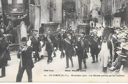87     Le Dorat     Ostensions  1918     Les Chasses Portées Par Les Confréres - Le Dorat
