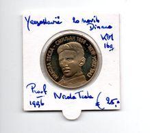 YOEGOSLAVIE 20 NOVIB DINARS 1996 PROOF NICOLA TESLA - Yugoslavia