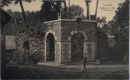 Tournai // Fontaine St. Eloi A Froyennes 19?? - Tournai