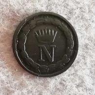 Napoleone I 10 Centesimi 1812 - Napoleonic