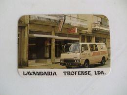Lavandaria Trofense Trofa Portugal Portuguese Pocket Calendar 1986 - Calendriers
