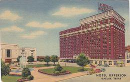 DALLAS  /  HOTEL JEFFERSON - Dallas