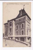 CP 69 LENTILLY Chateau Du Poirier - France