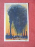 Oil  Gushers In- Oklahoma     Ref 4150 - Etats-Unis