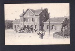 Vente Immediate  Eu (76) La Gare  (chemin De Fer  Ref 42090) - Eu