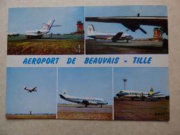 AEROPORT / AIRPORT / FLUGHAFEN /     BEAUVAIS TILLE - Aerodromes