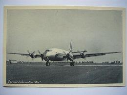 "Avion / Airplane  / TAI - SAGETA / Armagnac / Service Information ""Air"" - 1946-....: Ere Moderne"
