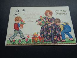 Illustrateur ( 2154 )  Pas Signée  Enfants - Illustrateurs & Photographes
