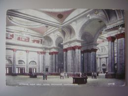 Royaume Uni - United Kingdom - Angleterre - England - MANCHESTER - Interior - Main Hall - Royal Exchange --- 1929 - Manchester
