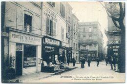 AVIGNON Recette Des Postes - Avignon